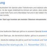 Geschafft! CharityClick.de unter den ersten drei im Crowdfunding Wettbewerb