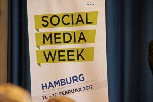 Social Media Week Hamburg 2012 Banner