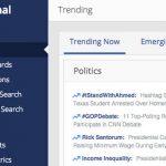 Facebook Trendmonitor Signal